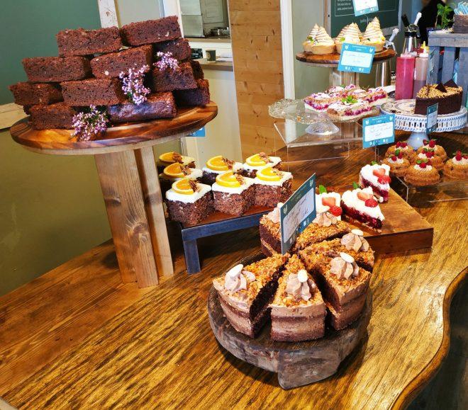 Hazel Mountain Chocolate Factory Cafe, The Burren, West of Ireland